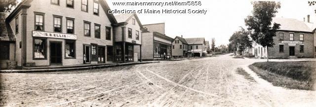 Main Street, Canton, ca. 1900