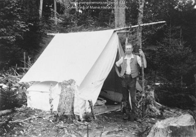 John Dunn, Ragged Lake area, 1901