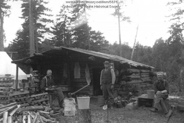 Tremblay Camp, Ragged Lake