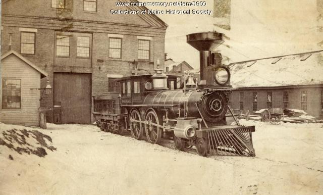 The 'North America' of the Panama Railroad