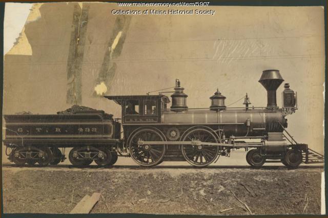 Grand Trunk Railroad's engine #432