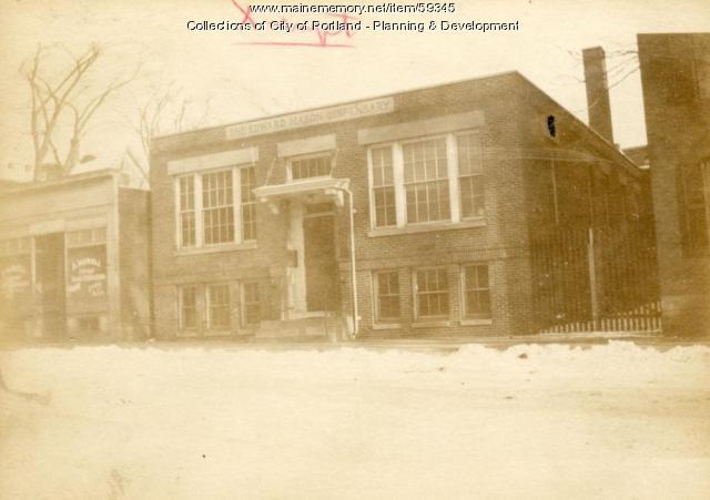 63-65 India Street, Portland, 1924