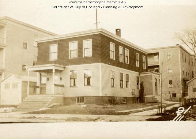 89-91 Illsley Street, Portland, 1924