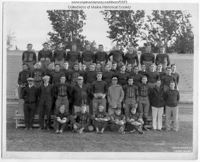UMaine football team, 1925