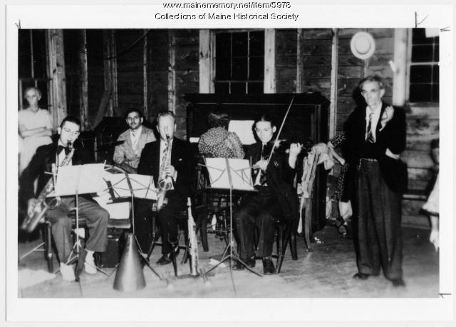 The Melody Kings, Saco, 1939