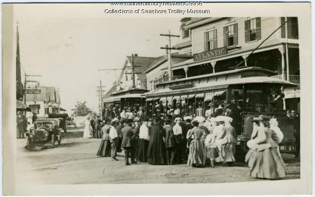 The Atlantic House, York Beach, ca. 1905