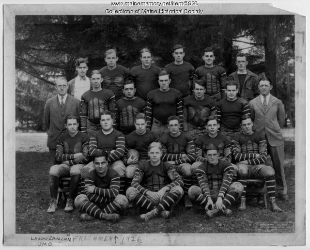 University of Maine at Orono football team, 1926