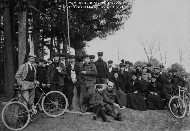 Portland Wheel Club, 1897