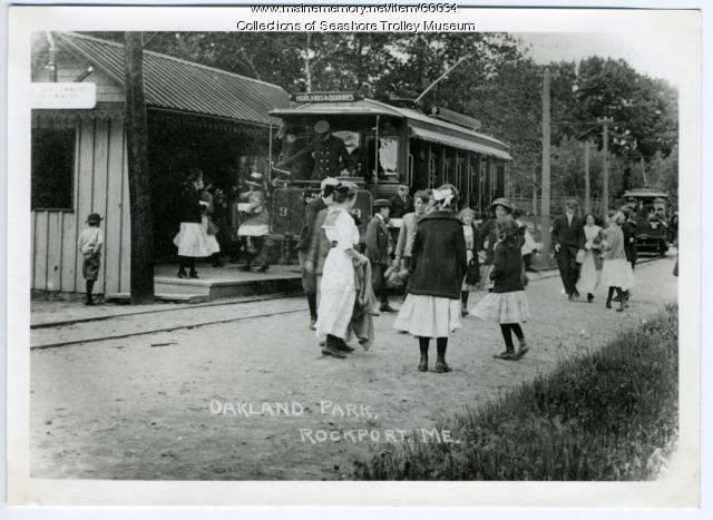Oakland Park, Rockport, ca. 1915