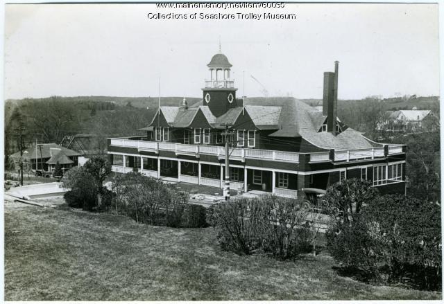 Riverton Casino, Portland, ca. 1910