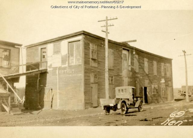 69 Kennebec Street, Portland, 1924