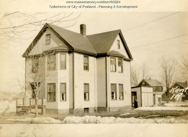 13 Kent Street, Portland, 1924