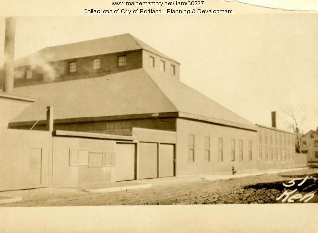 23-53 Kennebec Street, Portland, 1924