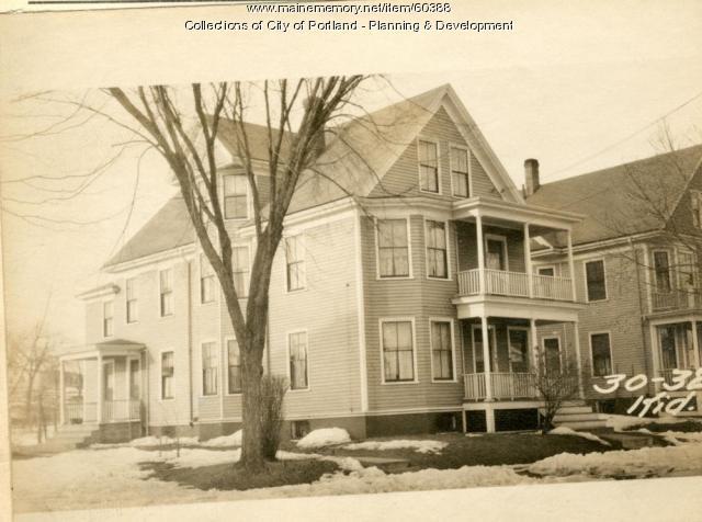 32 Kidder Street, Portland, 1924