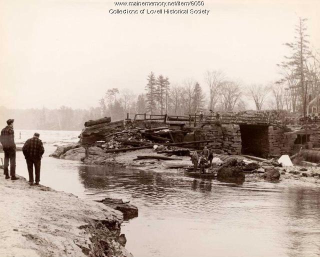 Flood, Lovell, 1953