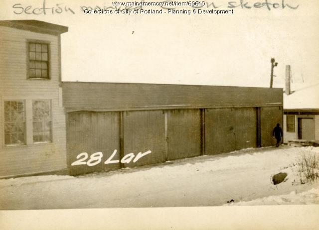 28-34 Larch Street, Portland, 1924