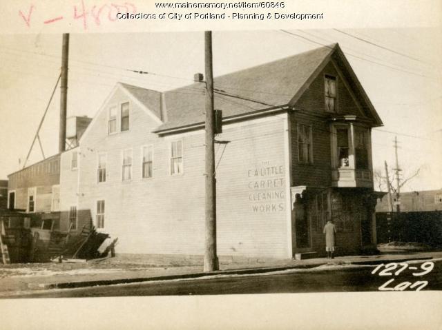 125-127 Lancaster Street, Portland, 1924