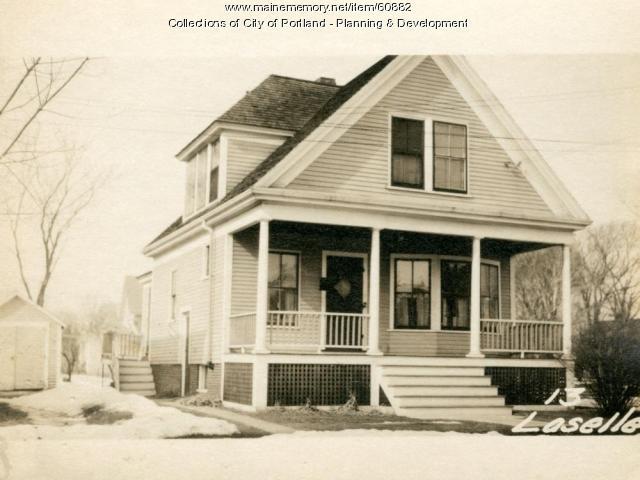 13 Lassell Street, Portland, 1924