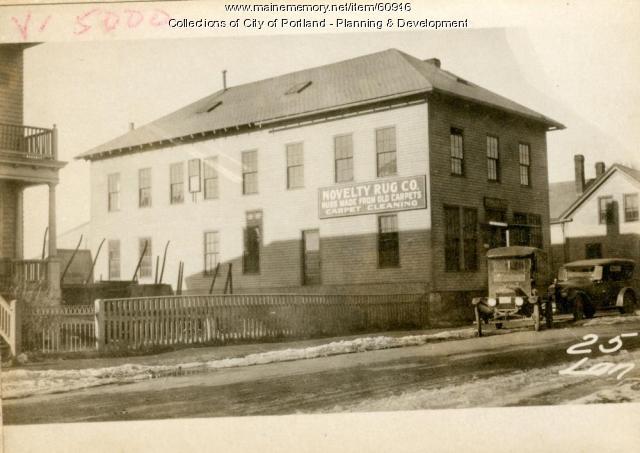 25 Lancaster Street, Portland, 1924