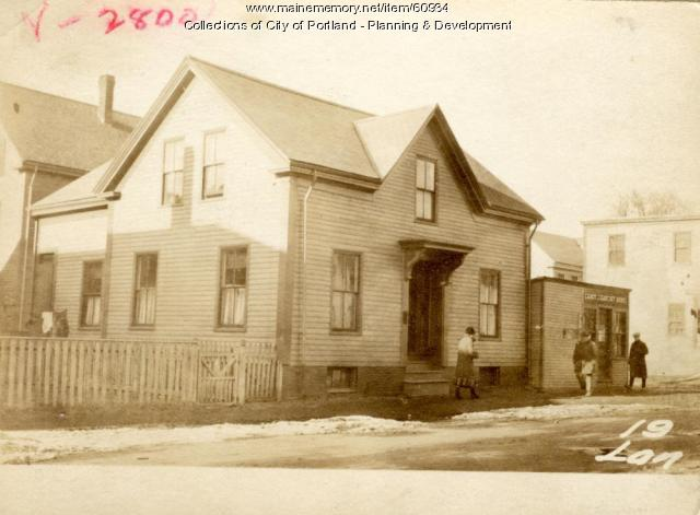 17-19 Lancaster Street, Portland, 1924