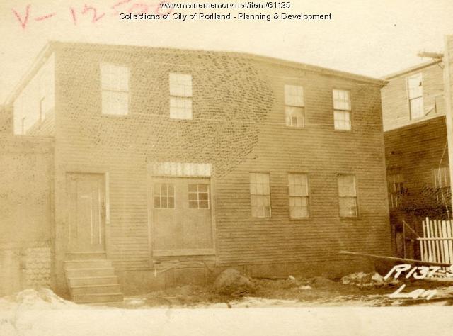 137-142 Lancaster Street, Portland, 1924