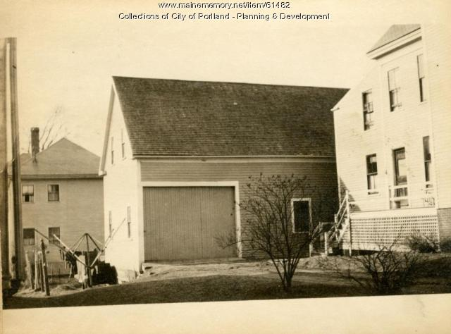 62 Lincoln Street, Portland, 1924