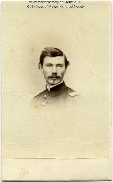 George W. Verrill, Norway, ca. 1863