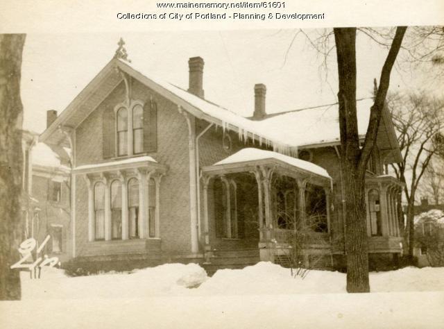 91 Lincoln Street, Portland, 1924