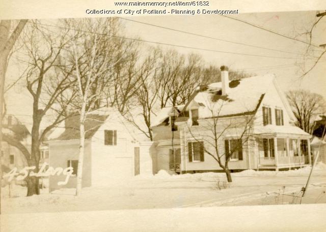 45 Longfellow Street, Portland, 1924