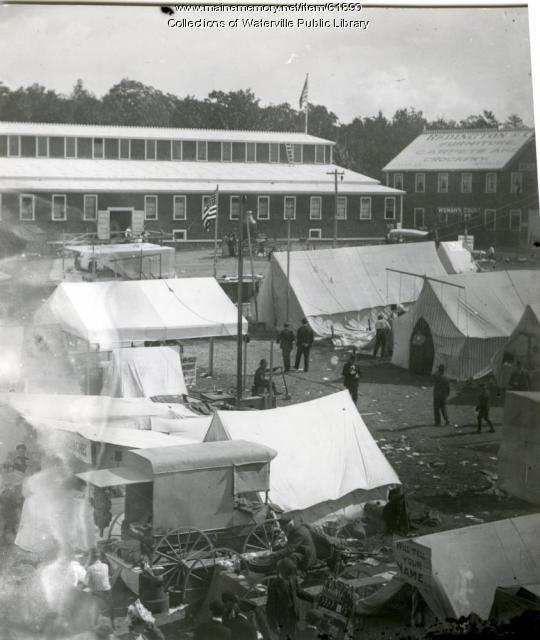 Central Maine Fair, Waterville, ca. 1905