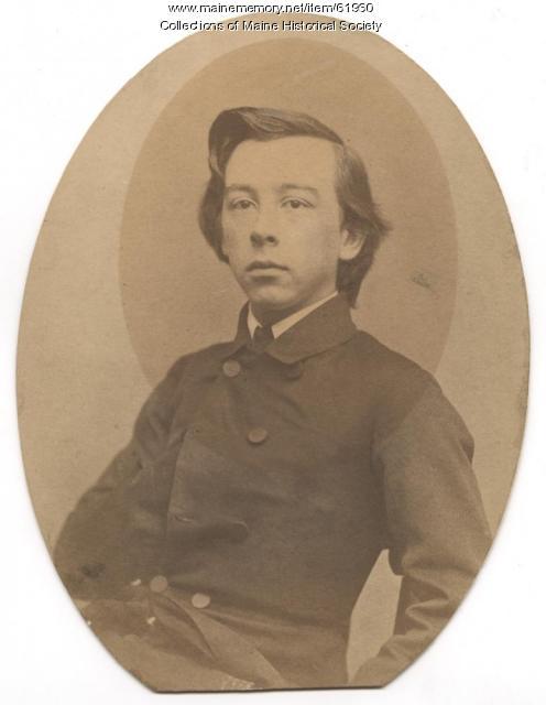 John Mead Gould, ca. 1860