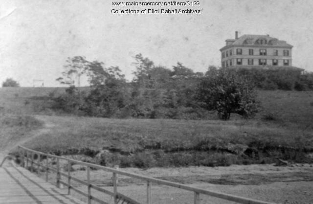 Green Acre property, Eliot, ca. 1895