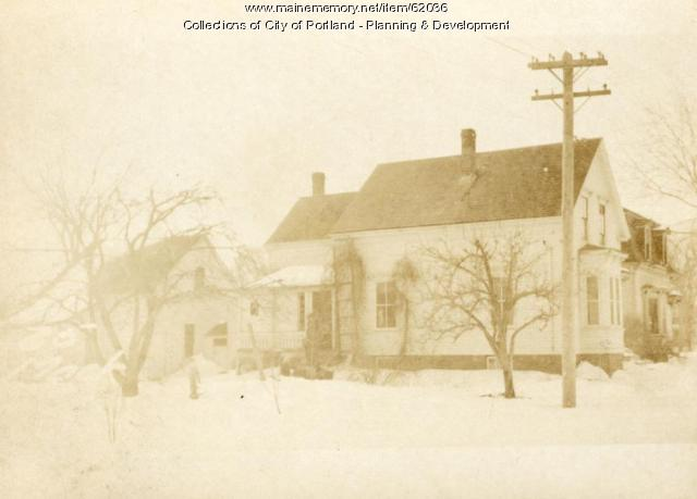35-43 Mackworth Street, Portland, 1924