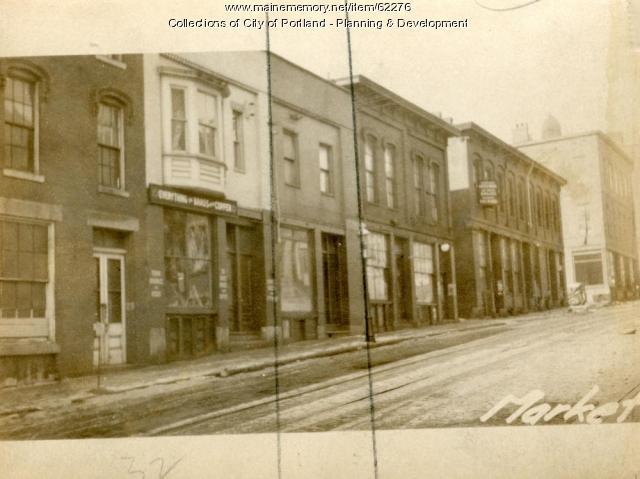 32 Market Street, Portland, 1924