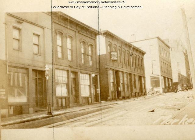 34-36 Market Street, Portland, 1924