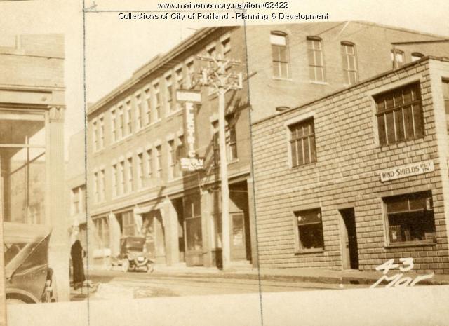 45-53 Market Street, Portland, 1924