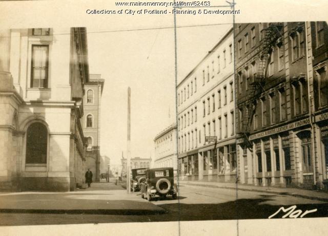 81-89 Market Street, Portland, 1924