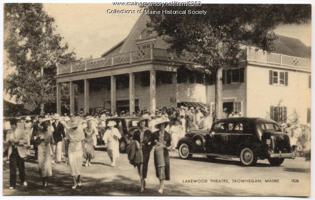 Lakewood Theatre, ca. 1935