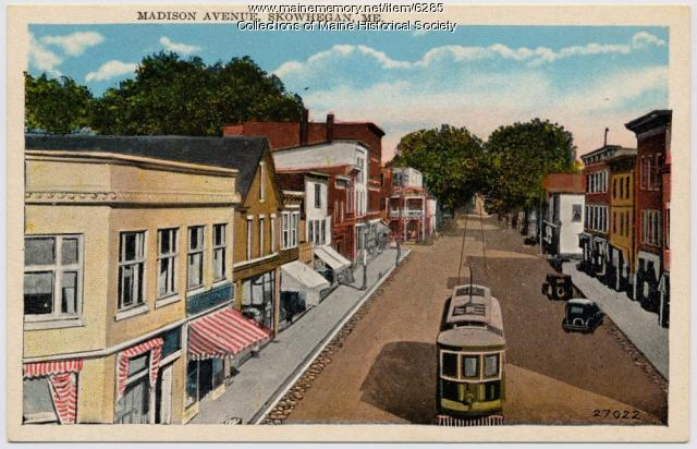 Madison Avenue, Skowhegan