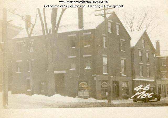 46 Mechanic Street, Portland, 1924