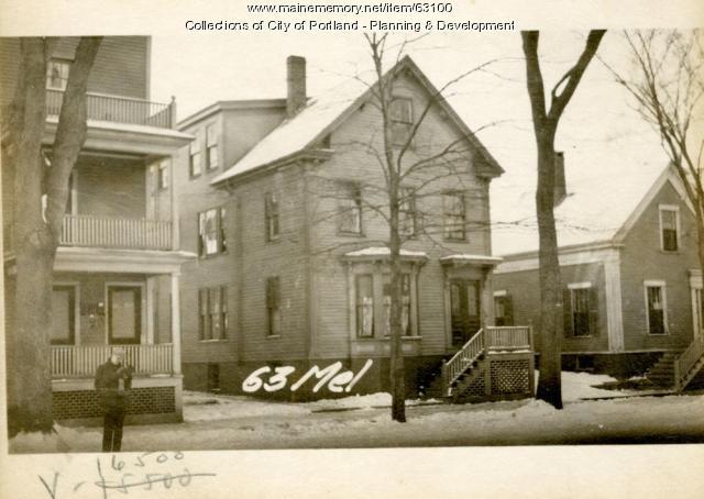 63 Melbourne Street, Portland, 1924