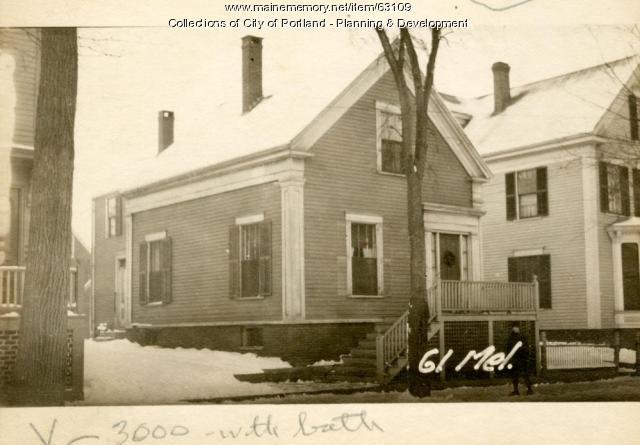 61 Melbourne Street, Portland, 1924