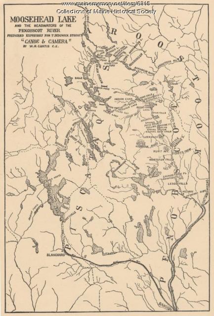 Moosehead Lake, 1879