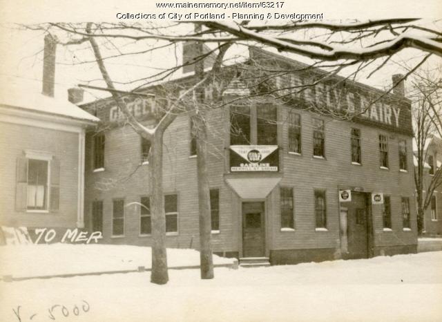 70-72 Merrill Street, Portland, 1924