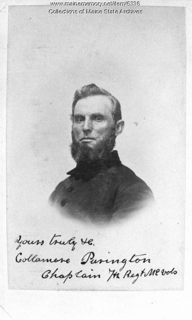 Reverend Collamore Purington