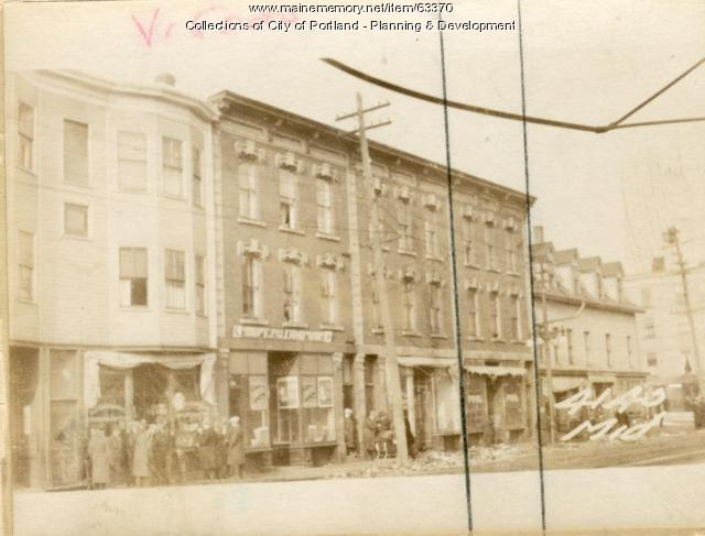 41 Middle Street, Portland, 1924