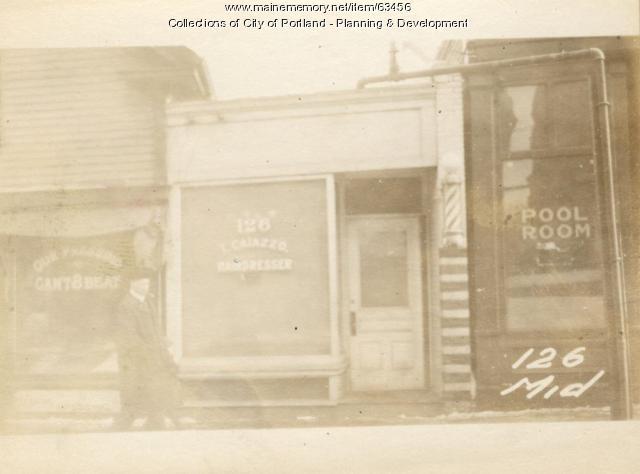42 Deer Street, Portland, 1924