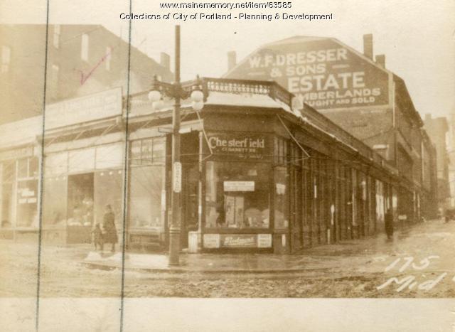 177 Middle Street, Portland, 1924