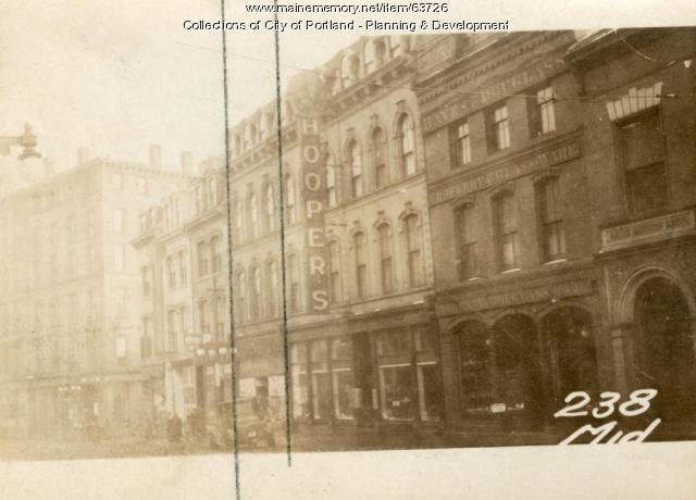 234 Middle Street, Portland, 1924