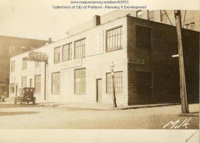 13 Milk Street, Portland, 1924
